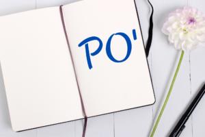 Immagine della parola «po'»