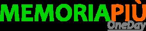 Logo del corso Memoria Più OneDay